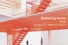 Replacing Home exhibition